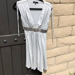 Silver sky large dress worn once